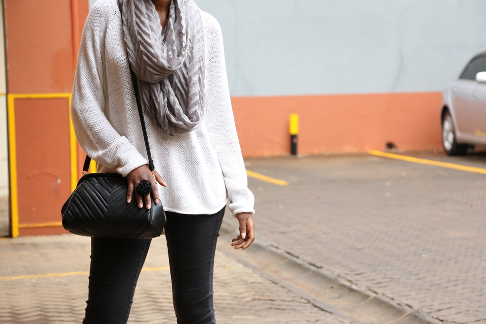 Monochrome: How To Put A Look Together.